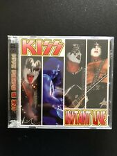 "KISS ""Instant Live"" Double Cd Rare West Palm Beach 30/07/2004"