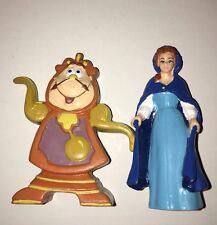 Die Schöne & das Biest Disney 2 Figuren Applause