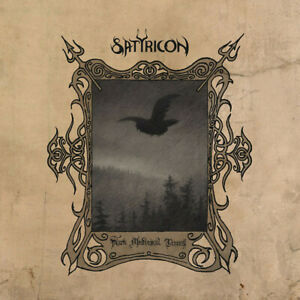 Satyricon - Dark Medieval Times 2 x LP Vinyl Album - CLASSIC BLACK METAL RECORD
