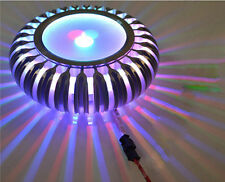 3W Dimmable LED Wall Mount Light Fixture Modern Ceiling Lamp Disco Hallway Hotel