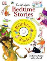 Bedtime Stories Book and CD by Debi Gliori 9781405320146   Brand New