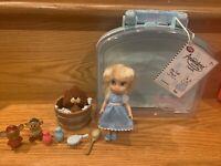 DISNEY Animator's Collection Princess Mini Doll Playset Cinderella first edition