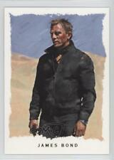 2009 Rittenhouse Bond: Archives #AI22 James Bond /375 Non-Sports Card 2d8