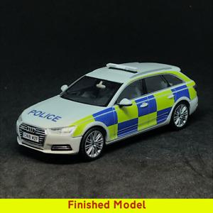 1/43 Spark Audi A4 Avant Generic UK Police Car