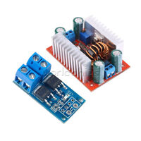 DC Step-up Constant Current Power Supply Driver Boost Converter 400W 15A Module