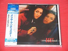 2016 AOR CITY 1000 MELISSA MANCHESTER Don't Cry Out Loud   JAPAN CD