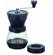 Hario Ceramic Coffee Mill Grider Skerton Storage Capacity (100g) Bean Hand Crank