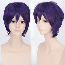 """Short Straithrt wig 20 colors  Curly Cosplay Wig Fashion 12""""/30cm Hair"""