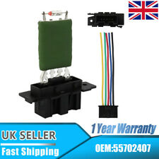 FOR FIAT PUNTO GRANDE CORSA HEATER BLOWER RESISTOR & WIRING LOOM REPAIR PLUG