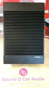 Alpine 3539 2-Channel SQ Amplifier. Rare Old School Power. Made In Japan