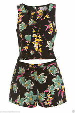 Rayon Mini Floral Dresses for Women