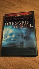 Dressed to Kill (DVD 2005, Canadian Sensormatic) Michael Caine & Angie Dickinson