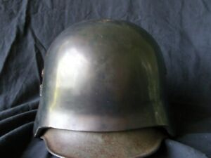 frontal armor for the M 16/17/18 helmet