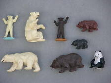 BRITAINS ZOO COLLECTION, BEARS SELECTION MULTI-LISTING