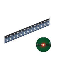 100pcs 0805(2012) SMD LED Diode Red Lights Chips