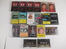 Lote 19 Casetes Elvis Presley Sellado + Rock 1957-67 LV 14
