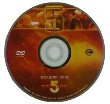 Babylon 5 First Season Region 1 REPLACEMENT DISC 5
