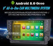 "AUTORADIO 9"" Android 8.0 4gb Vw Golf 7 Navigatore bluetooth gps wifi usb sd 4g"