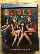 Girls: The Complete 1st Season Blu-Ray/DVD Target Exclusive Bonus Disc!! Apatow