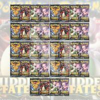 Pokemon TCG: HIDDEN FATES Booster Lot Box | FACTORY SEALED 36 Packs (no box)
