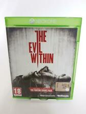 The Evil Within - GIOCO XBOX ONE USATO GARANTITO ITALIANO