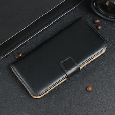 Genuine Leather Flip Stand Case Wallet Cover Skin For Lenovo Vibe C2