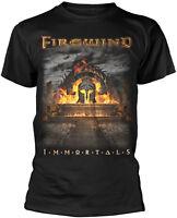 FIREWIND Immortals Album Cover T-SHIRT OFFICIAL MERCHANDISE