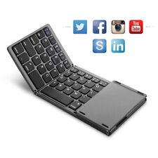 Universal Mini Wireless Bluetooth 3.0 Folding Foldable Keyboard With Touchpad