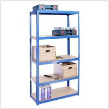 Garage Shelving Unit Heavy Duty Racking Shelves for Storage Workshop Shed Office