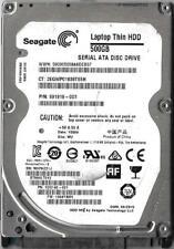 SEAGATE ST500LT012 500GB SATA HARD DRIVE P/N: 1DG142-021  WU  W3P FW: 1003YAM1