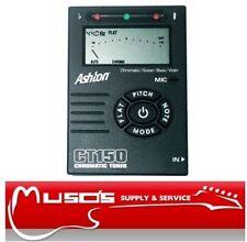 Ashton CT150 Chromatic, Guitar, Bass, Violin tuner $29.95