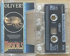 The Musicals Collection No.3 Oliver - National Symphony Orchestra Cassette Tape