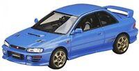 Hobby Japan MARK43 1/43 Subaru Impreza WRX type R Sti Ver.1997 (GC8) Sports