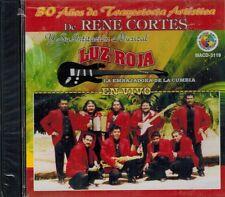 La Luz Roja de Rene Cortes en vivo 30 años