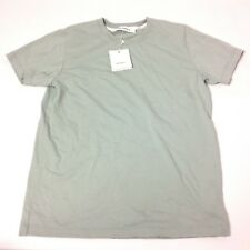 Norse Projects G2 Mens Tshirt Gro Standard Cotton Short Sleeve Gray Size XS