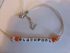 blackpool football necklace