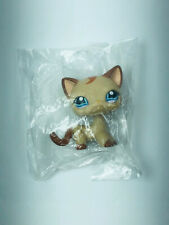 LPS Pet Shop #1024 Kitty Caramal Yellow Shorthair Cat Girl Gift Toy Figure NEW