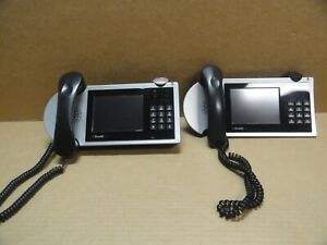 ShoreTel ShorePhone IP 655 VoIP Phone (2) NOT tested for parts