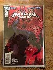 Batman And Robin #1 Rare 2nd Print