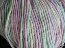 """Trendsetter""""Scoubi Du""""Knitting Yarn#998 Pink,Mint,White"""