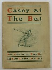 ERNEST THAYER Casey at the Bat FIRST EDITION