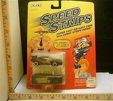 """1990 Ertl Speed Strips Comic Viewer Die-cast Vehicle Rare """"Toast to Mr. Chicken"""""""
