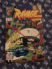 Ravage 2099 #6 (1993) Marvel Comics