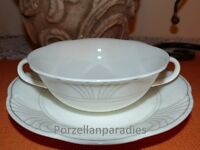 "V&B Villeroy & Boch "" Piano "" 2 tlg. Suppentasse"