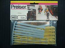 Preiser HO Scale Scaffolding Kit #758