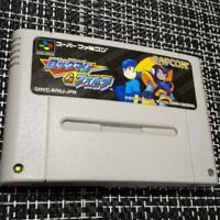 Rockman Forte Nintendo Super Famicom SFC