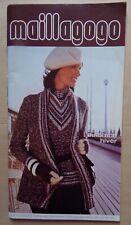 § catalogue ancien laine tricot MAILLAGOGO n° 4 - Berger du Nord