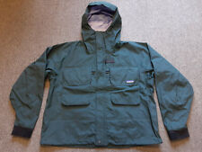 New NOS Deadstock VTG Patagonia SST Wading Fly Fishing Sailing Jacket Green M
