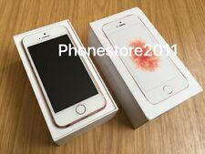 Apple iPhone SE - 32 GB-oro rosa * Sbloccato * Apple garanzia ottobre 2018