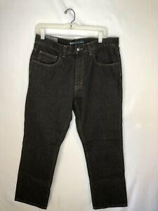 Claiborne Denim Mens Jeans-Clean Fit-34/32-BRAND NEW WITH TAGS.